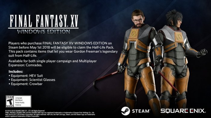 Siapkan Demo, 'Final Fantasy XV Windows Edition' Ungkap Bonus Versi PC