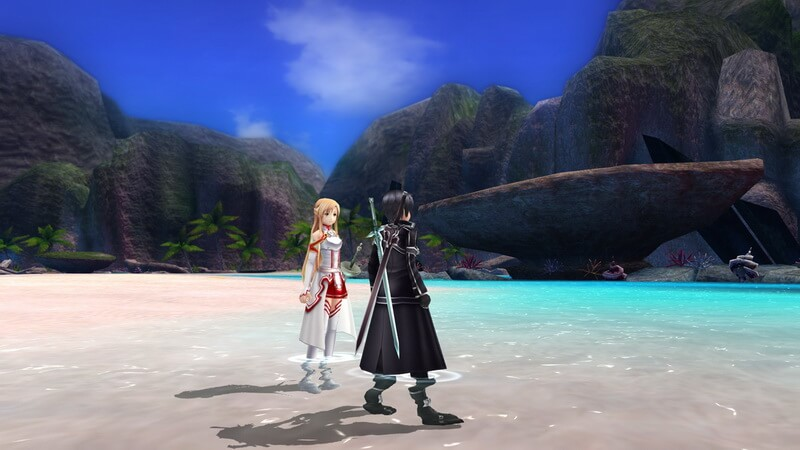 'Sword Art Online Re:Hollow Fragment' Tuju PC Sebagai Bonus Pre-order 'Sword Art Online: Fatal Bullet'