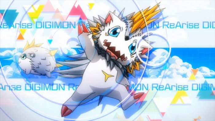 'Digimon ReArise' Pamerkan Video Opening
