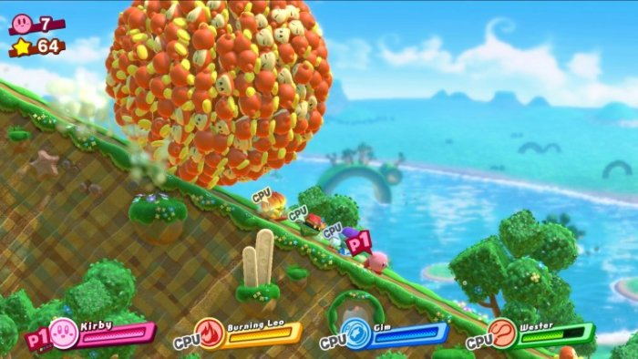 'Kirby: Star Allies' Tayangkan Trailer Perkenalan