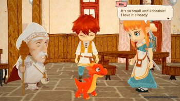 Gameplay dari 'Little Dragons Cafe' Terungkap