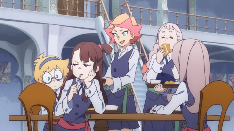 'Little Witch Academia: Chamber of Time' Versi Inggris Rilis per Mei