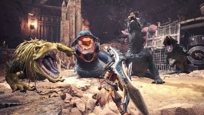 Penjualan 'Monster Hunter: World' Tembus 7,5 Juta Kopi