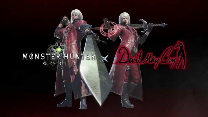 'Monster Hunter: World' Hadirkan Kolaborasi Devil May Cry