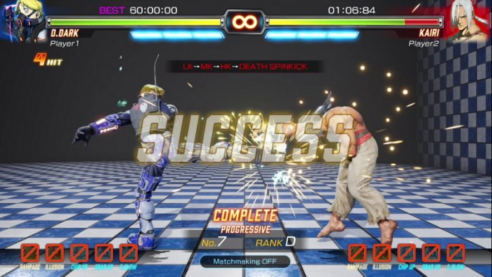 'Fighting EX Layer' Tambahkan Expert Mode
