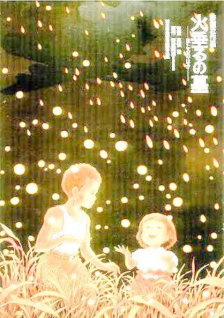 Grave of the Fireflies Brighten