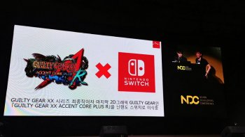 'Guilty Gear XX: Accent Core Plus R' Siap Hadir di Switch
