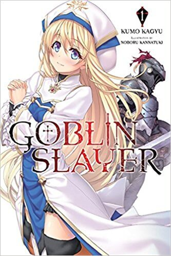 Goblin Slayer Novel Cover