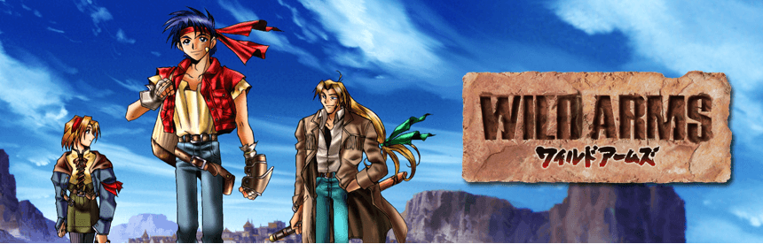 Wild Arms Million Memories Pic 1