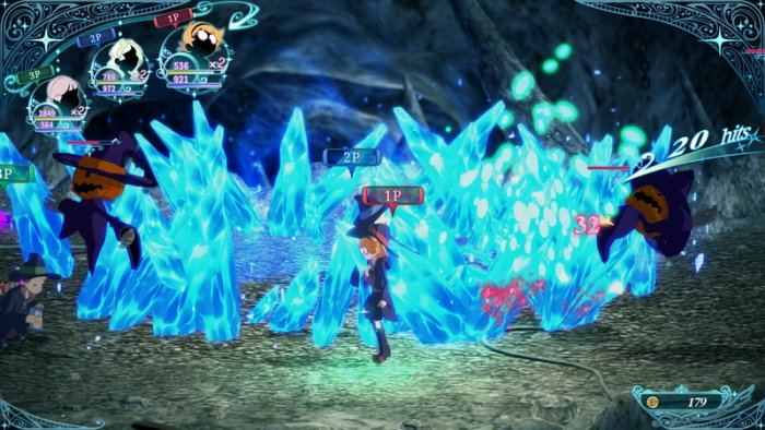 'Little Witch Academia: Chamber of Time' Detilkan Co-op & Battle Mode