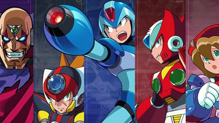 'Mega Man X Legacy Collection 1 & 2' Siap Rilis Akhir Juli
