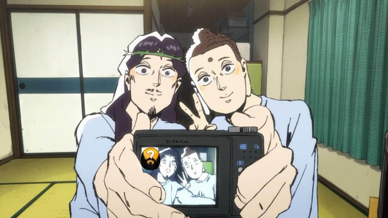 Saint Young Men Anime