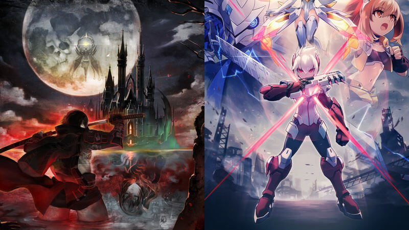 Inti Creates Umumkan 'Bloodstained: Curse of the Moon' & 'Gunvolt Chronicles: Luminous Avenger iX'