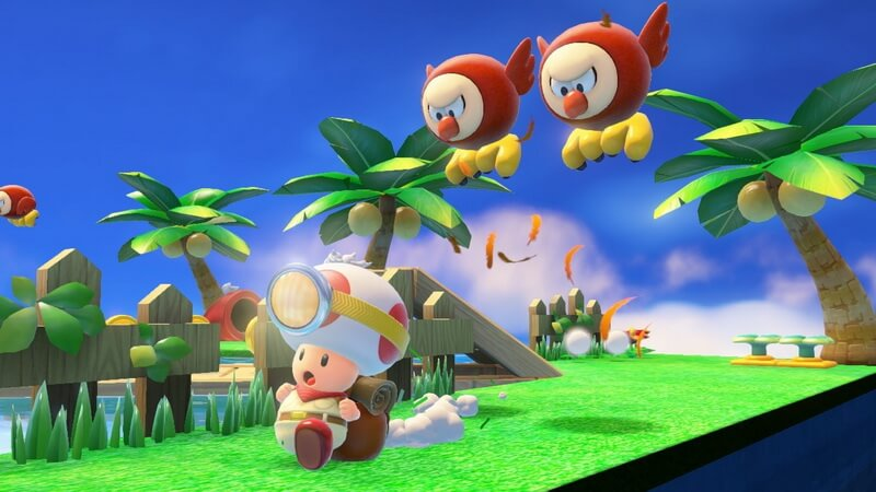 'Captain Toad: Treasure Tracker' Versi Switch & 3DS Tayangkan Trailer Pengenalan