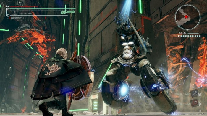 'God Eater 3' Detilkan Havakiri Aragami, Heavy Moon Good Arc