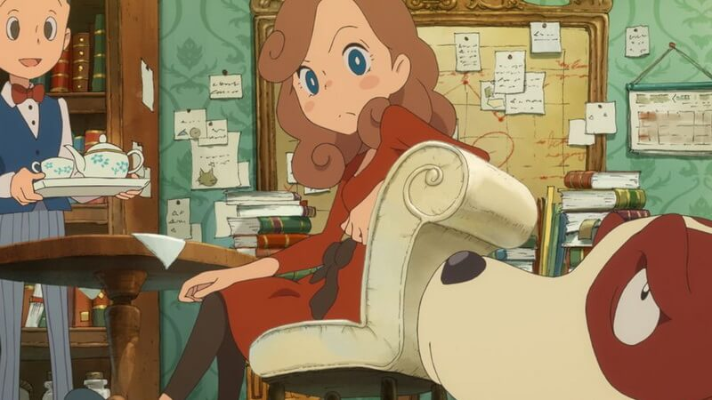 'Layton's Mystery Journey: Katrielle and the Millionaires' Conspiracy DX' Siap Hadir di Switch