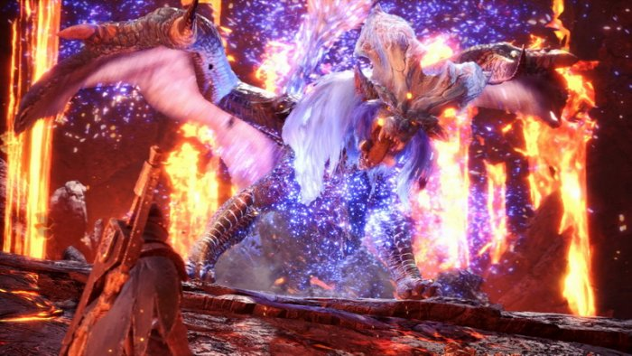 'Monster Hunter: World' Tambahkan Lunastra