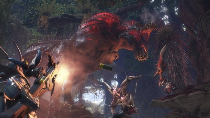 Jumlah Distribusi 'Monster Hunter: World' Tembus 7,9 Juta Kopi