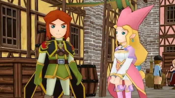'PopoloCrois: Narcia's Tears and the Fairy's Flute' Sudah Bisa Dimainkan