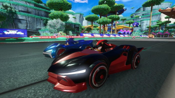 'Team Sonic Racing' Diumumkan untuk PS4, Xbox One, Switch, PC