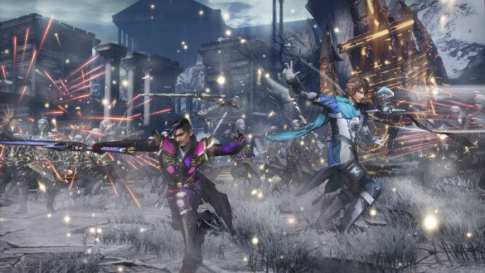 'Warriors Orochi 4' Ungkap Detil Perdana