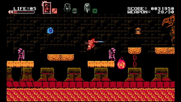 Penjualan 'Bloodstained: Curse of the Moon' Tembus 100 Ribu Kopi