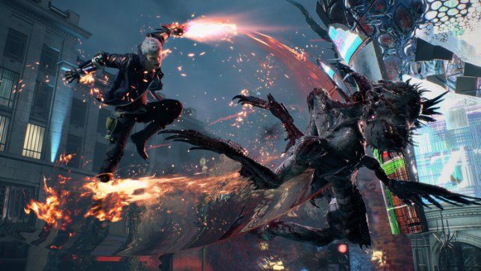 Gameplay & Wawancara Sutradara 'Devil May Cry 5' Terungkap di Inside Xbox E3 2018