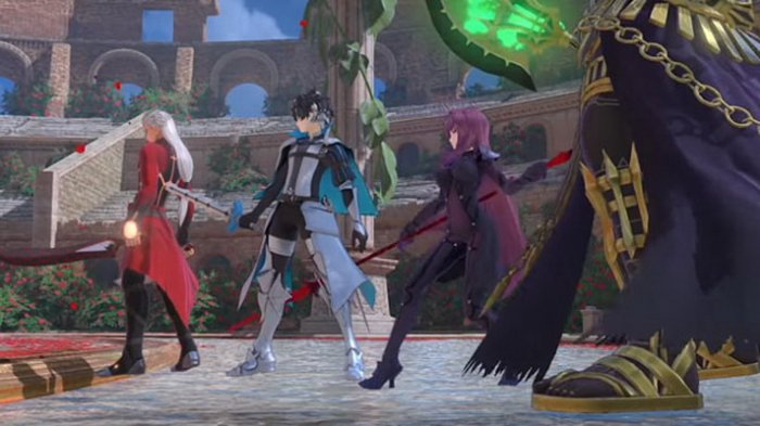 Lihat Gameplay Multiplayer dari 'Fate/Extella Link' Versi PS4