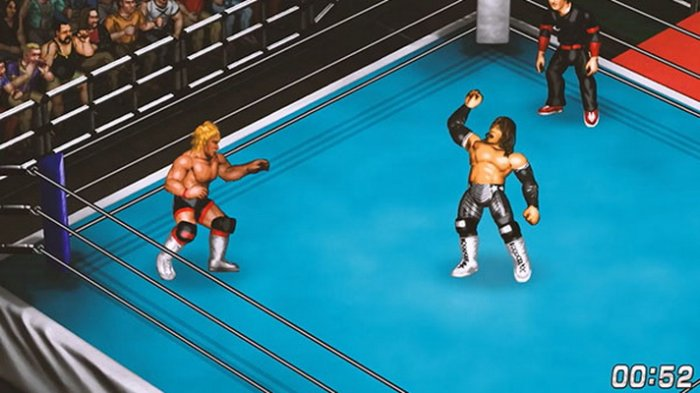 'Fire Pro Wrestling World' Tayangkan Trailer Perkenalan Ke-2