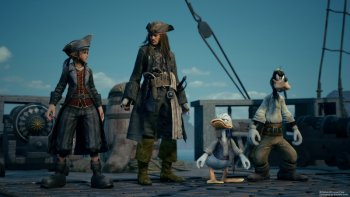 Trailer 'Kingdom Hearts III' Ke-3 di E3 2018 Ungkap Dunia Pirates of the Caribbean