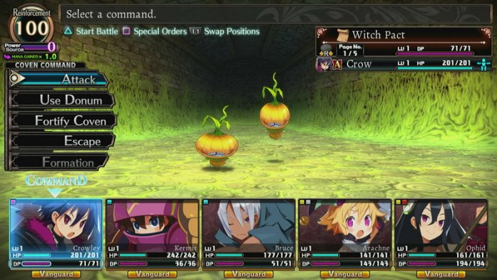 'Labyrinth of Refrain: Coven of Dusk' Versi Inggris Rilis 18 September