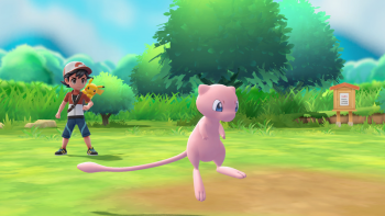 Pamerkan Gameplay, 'Pokemon: Let's Go, Pikachu! & Let's Go, Eevee!' Detilkan Poke Ball Plus