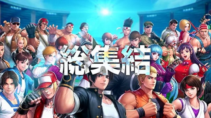 'The King of Fighters All-Star' Tayangkan Trailer Terbaru