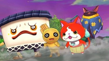 'Yo-kai Watch Blasters: Red Cat Corps & White Dog Squad' Versi Inggris Rilis Awal September