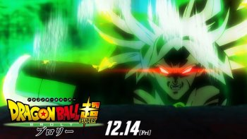'Dragon Ball Super: Broly' Tampilkan Trailer Perdana Film