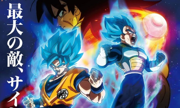 Film 'Dragon Ball Super: Broly' Tampilkan Visualnya