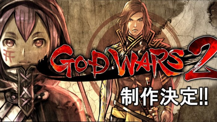 Kadokawa Games Umumkan 'God Wars 2'