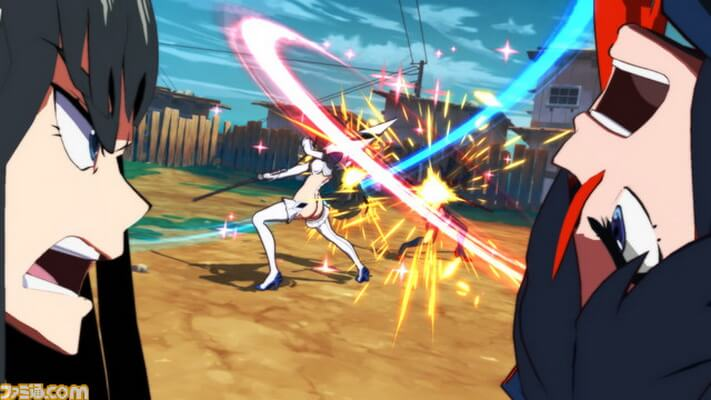 'Kill la Kill the Game: IF' Detilkan Sistem Pertarungan