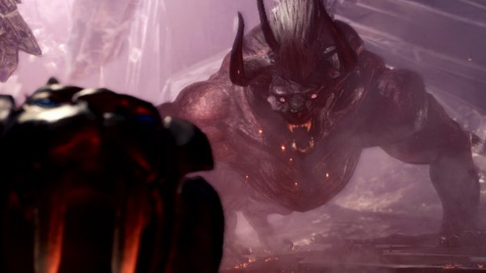 Simak 24 Menit Aksi Behemoth di 'Monster Hunter: World'