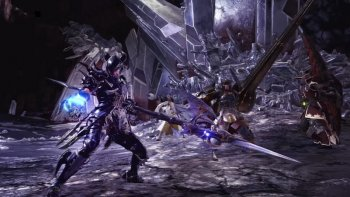 Kolaborasi 'Monster Hunter: World x Final Fantasy XIV' Siap Rilis 2 Agustus