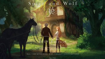 Holo & Kraft Siap Kembali dalam 'Spice and Wolf VR'