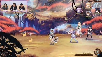 Simak Gameplay Perdana dari 'Super Neptunia RPG'