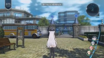 Simak 5 Menit Gameplay 'The Legend of Heroes: Trails of Cold Steel IV'