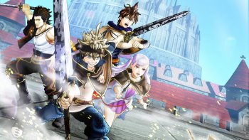 'Black Clover: Quartet Knights' Siapkan Open Beta di PS4
