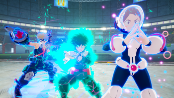 'Boku no Hero Academia: One's Justice' Pamerkan Banyak Video Gameplay