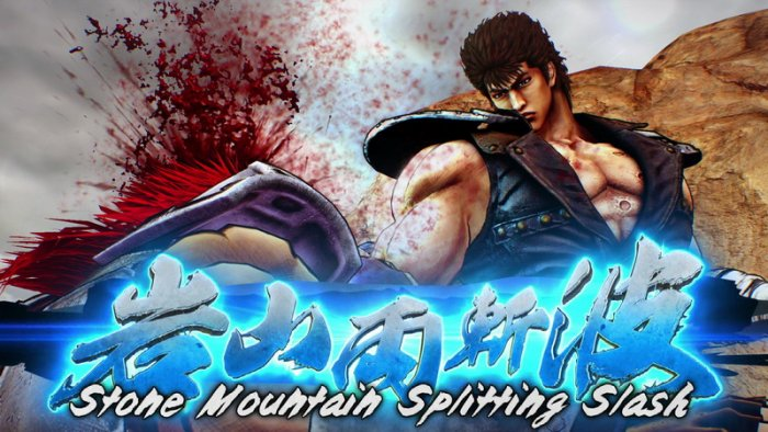 'Fist of the North Star: Lost Paradise' Tayangkan Combat Trailer