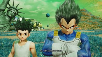 'Jump Force' Ungkap Trailer & Detil Baru di Gamescom 2018