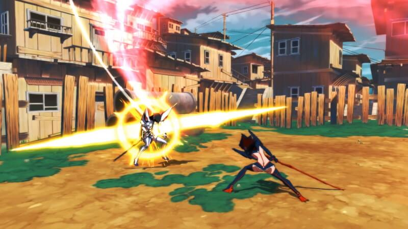 'Kill la Kill the Game: IF' Pamerkan Gameplay di EVO 2018