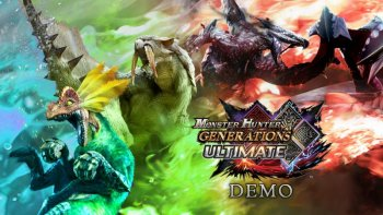 'Monster Hunter Generations Ultimate' Siap Rilis Demo per Besok