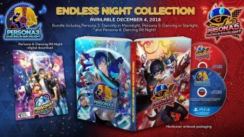 'Persona 3: Dancing in Moonlight' & 'Persona 5: Dancing in Starlight' Versi Inggris Rilis 4 Desember